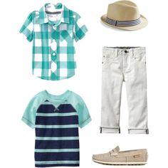 Spring Fashion For Toddler Boys
