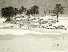 가을풍경 겨울이야기 90*60 작품 작품 가을풍경 가을풍경 이가을에 감나무가 있는 풍경 가로 162cm* 세로 75cm 구정 시골 산북리 Korean Painting, Chinese Painting, Painting & Drawing, Watercolor Landscape, Landscape Paintings, Art Chinois, Drawing Sketches, Drawings, Winslow Homer