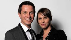 Australian TV favourite Rove McManus and his wife Tasma Walton are set to become parents for the first time.
