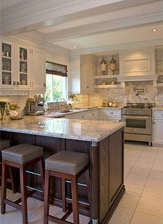 Lianos Interiors Featuring Sandra\'s Kitchen | For the Home ...