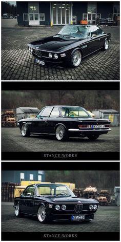 BMW E9 3.0 CSi #RePin by AT Social Media Marketing - Pinterest Marketing…