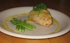 Crab Stuffed Chicken With Hollandaise Sauce Recipe - Food.com