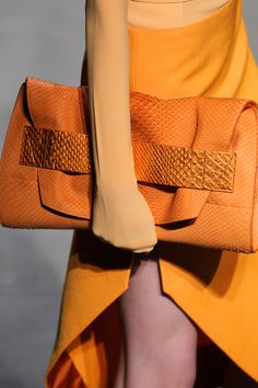 Spotlight: The Best Bags From New York Fashion Week  - ELLE.com