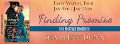 LibriAmoriMiei: Review & Giveaway: Finding Promise by Scarlett Dun...