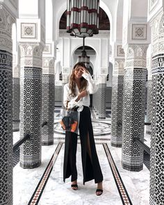 Marrakech Travel, Marrakech Morocco, Marrakesh, Morocco Fashion, Boho Fashion, Insta Photo Ideas, Islamic Architecture, Moroccan Style, Lanai