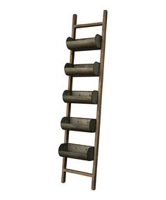 Look at this Ladder Wall Planter on #zulily today!
