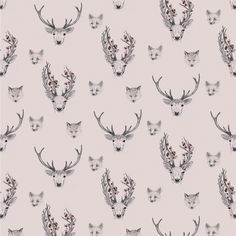 This would be the best wallpaper for a tiny hidden space, like a closet or bathroom or pantry.