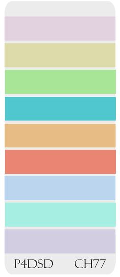 Color Chart # 77
