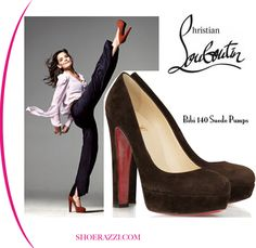 I think I would fall in love with Christian Louboutin Shoes