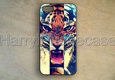 Tiger iPhone caseiPhone 5 caseiPhone 5S by HarryiPhonecase on Etsy, $0.20