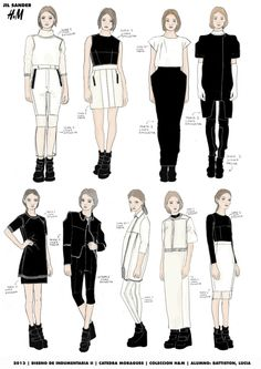Jil Sander by Lucia Battiston on Behance Like & Repin. Noelito Flow. Noel http://www.instagram.com/noelitoflow
