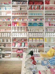 Pinjacolada: very cute kids shop in Paris