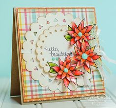 TMichele Kovack: houghts of a Cardmaking Scrapbooker!: Scrapbook Adhesives 3L and Neat and Tangled Blog Hop! - 6-24-14