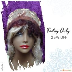 Today Only! 25% OFF this item.  Follow us on Pinterest to be the first to see our exciting Daily Deals. Today's Product: Felted hat, Cute, winter, hat, hand made, in USA, Organic, Fairy hat, wearable art, costume art, fantasy hat, whimsical hat, gift Buy now: https://www.etsy.com/listing/496224040?utm_source=Pinterest&utm_medium=Orangetwig_Marketing&utm_campaign=Spring%20Sales   #etsy #etsyseller #etsyshop #etsylove #etsyfinds #etsygifts #musthave #loveit #instacool #shop #shopping…