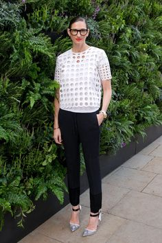 All the times I loved Jenna Lyons' style