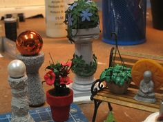 swap patio and garden by goldieholl, via Flickr