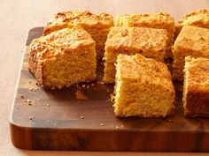 Get Southern Cornbread Recipe from Food Network