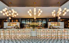 La Sirena, new Italian restaurant by Mario Batali & Joe bastianich, NYC. UrbanDaddy | Slideshow