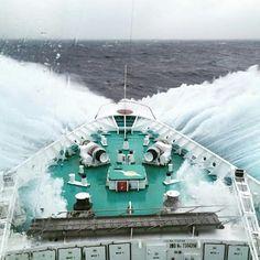 Merchant Navy, Merchant Marine, Sea State, Rogue Wave, Storm Photography, Rough Seas, Ghost Ship, Stormy Sea, Ocean Waves