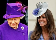 kate middleton best hats   Kate Middleton's Hats vs. The Queen's Hats: Who Wore It Better?