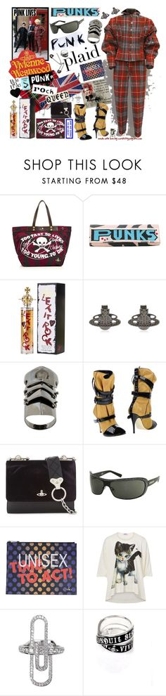 """""""Vivienne Westwood: Punk Rock Queen!"""" by curekitty ❤ liked on Polyvore featuring Vivienne Westwood, Vivienne Westwood Anglomania and modern"""