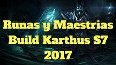 runas y maestrias build karthus s7 2017