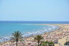 Playa del Inglés, Gran Canaria