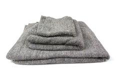 Vita Towel, Grey