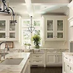 Cabinet Ideas - CHECK PIN for Many Kitchen Cabinet Ideas. 82533555 #cabinets #kitchenorganization