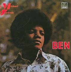 Although having just entered his teens, pop prodigy Michael Jackson's star was still very much on the ascent, circa his second full-length release, Ben (1972). This LP should not be confused with the