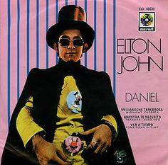 Elton John Daniel Single.