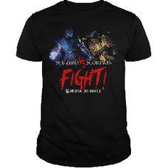 t-shirt Mortal Kombat X Fight