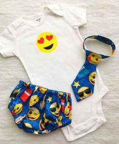 Non personnalisé enfant//bébé sur board emoji voiture signe ~ baby boy on board