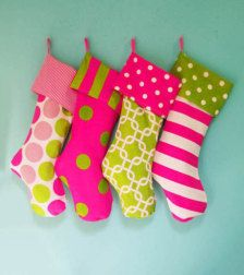 Stockings in Christmas Decor - Etsy Christmas - Page 8