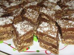 Prajituri de casa si alte bunatati !!! Homemade cookies & cakes,yamiii… Romanian Desserts, Romanian Food, Homemade Cookie Cakes, Good Food, Yummy Food, Christmas Party Food, Delicious Deserts, Pinterest Recipes, Something Sweet