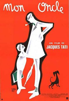 Mon Oncle by Jacques Tati