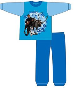 Disney Frozen Kristoff Sven Olaf Boys Blue Pyjamas Pjs Size 2-3 Years  (Barcode EAN = 5052906861334).  http://www.comparestoreprices.co.uk/film-and-tv-figures/disney-frozen-kristoff-sven-olaf-boys-blue-pyjamas-pjs-size-2-3-years.asp