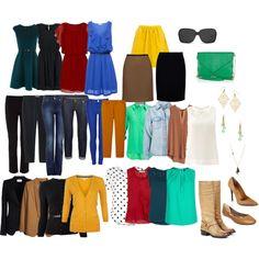 Project 333 Spring Capsule Wardrobe