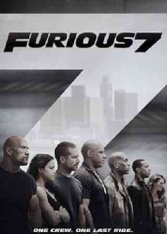 Grab it Fast! Furious 7 Now on Blu-ray/DVD format, check it out at http://www.overstock.com/10127900/product.html?cid=245307 35% off price!