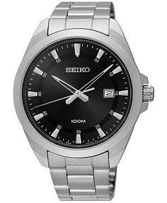 b62a850fe9b  120 with CODE  EVENT (Reg.  200) Free Shipping Seiko Men s Special Value ·  Pulseira De RelógioRelógios ...