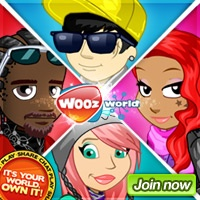 Woozworld, an exciting, fun, and unique virtual world and social network for tweens and teens