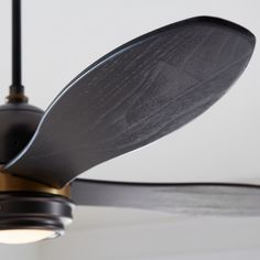 So, today (September 18) is National Ceiling Fan Day! Why not celebrate by picking out a nice new ceiling fan for your home? We love the midcentury-inspired Metrograph, designed by Thomas O'Brien for Monte Carlo. #CeilingFans #CeilingFanIdeas #DesignerCeilingFans #CeilingFanUpgrade