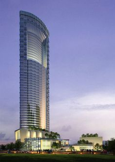Grand Hyatt Dalian, Dalian, China I Goettsch Partners