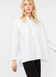 Camisa oversize - Nuevo en tienda - Uterqüe España