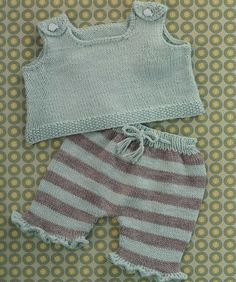 CHILDREN PICCOLINI-SUMMER THE COMPLETE irons 4 sizes from 6 to 18 months. From 60 more baby knits (Cascade yarns)