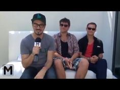 #MagneticLive - Arcadia - Day 1 (Periscope Interviews)