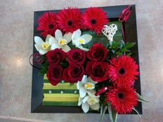Valentines Day flowers. Are you ready :)?