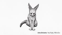 Cómo dibujar un zorro con bolígrafo - Narrado  #arte #dibujo #ArteDivierte #zorro #animales #bolígrafo #artistleonardo #LeonardoPereznieto #tutorial Haz clíck aquí para ver mi libro: http://www.artistleonardo.com/#!ebooks/cwpc