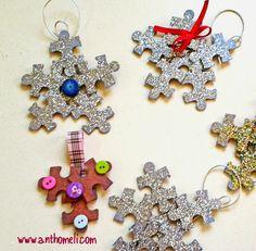 Christmas crafts, ornaments, χριστουγεννιάτικες χειροτεχνίες, , Anthomeli, Ανθομέλι: Ιδέες για εύκολες χριστουγεννιάτικες κατασκευές παρέα με τα παιδιά