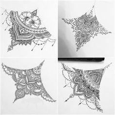 A nova moda das tatuagens é o local onde são feitos os desenhos. As underboobs são a última tendência para quem quer se aventurar com a ag...